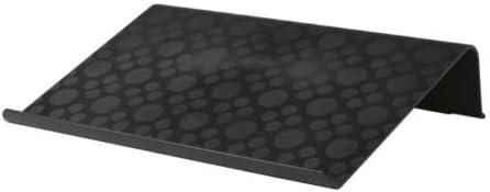 Ikea Soporte para Ordenador Portátil, Negro, 42x31x10 cm
