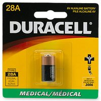 DURACELL PX-28AB Photo/Electronic -