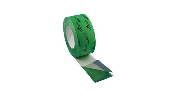 Cinta adhesiva flexible de aislamiento para barrera de vapor de Flex-Tape, longitud: 25 m, verde, varios tamaños): Amazon.es: Bricolaje y herramientas