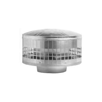 Metal Fab Universal Gas Vent Cap 8 Inch Ducting