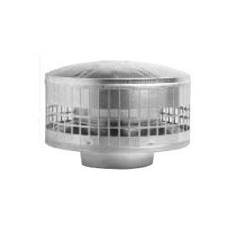 Metal-Fab Universal Gas Vent Cap - 7 (Metal Vent Cap)