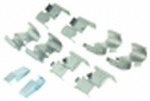 Centric 117.45007 Front Disc Brake Hardware Kit ()