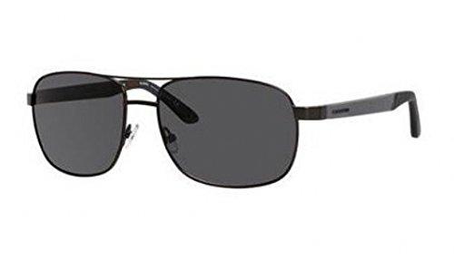 Carrera 8005/S Sunglasses Gunmetal/Gray Polarized