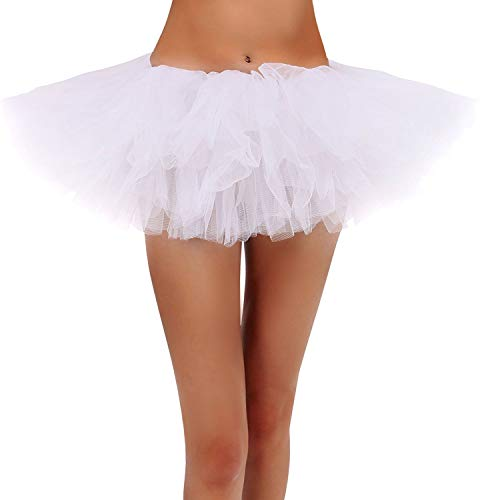 Tutus for Women 5 Layers Ballet Tutu