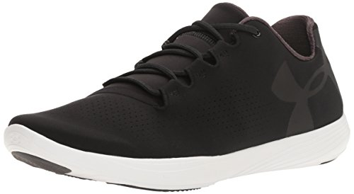 Under Armour Womens Street Precision Low Black / White / Black