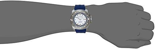 Tommy Hilfiger Men's 1791113 Cool Sport Analog Display Quartz Blue Watch