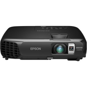 Price comparison product image Epson PowerLite 1262W LCD projector - V11H550120
