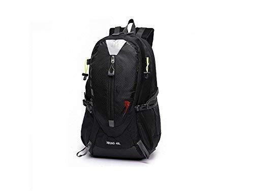 Borse all' aperto, outdoor e indoor sport all' aperto zaino da viaggio arrampicata borsa zaino da escursionismo (nero)