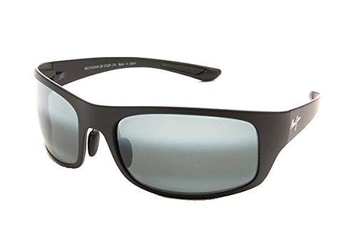 Maui Jim Sunglasses | Big Wave 440 | Wrap Frame, with Patented PolarizedPlus2 Lens Technology