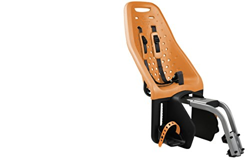Thule Yepp Maxi Child Bike Seat-Orange (Cycling Shop Bike Smart)