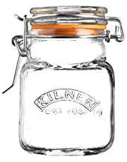 Kilner Kilner Square 70ml Spice Jar