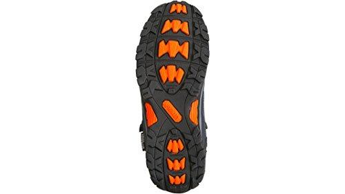 McKinley Trek-Schuh Ulajah AQX Mid Jr., NAVY/GRAU/ORA, 33