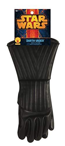 Star Wars Darth Vader Gloves, Black, -