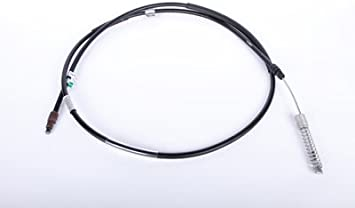 ACDelco 15941083 GM Original Equipment Rear Passenger Side Parking Brake Cable Assembly