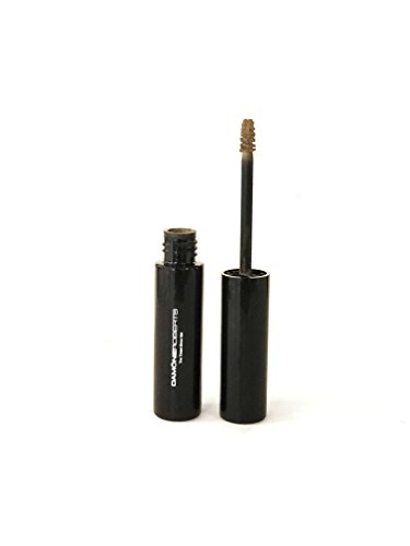 Damone Roberts Latte Tinted Eyebrow Gel - The Best Brow Gel With Added Micro-Fibers For Full, Thick Brows - Longwear, Transfer-Proof Formula For Naturally Defined Eyebrows (Light ()