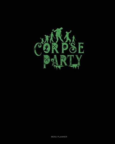 Corpse Party: Menu