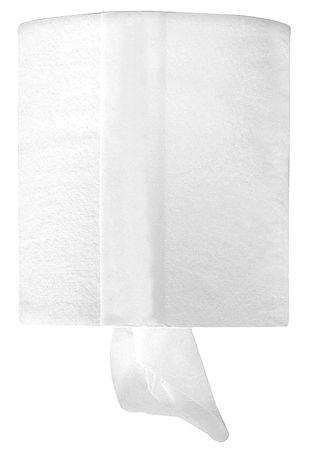 White Paper Towel Roll 7-25/32''W x 700'L, 4 Rolls