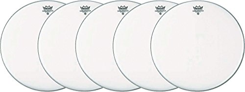- Remo Ambassador Coated Snare Head 14 Inch 5-Pack