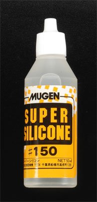 Mugen Silicone Shock Oil 150 Wt