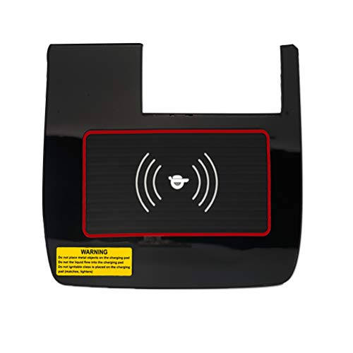 Quick Special on-Board QI Wireless Phone Charging Panel Car Accessories for Honda Civic 10th MK10 2016 2017 2018