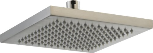 Delta RP53496SS Universal Showering Components, Touch-Clean Raincan Showerhead, Stainless