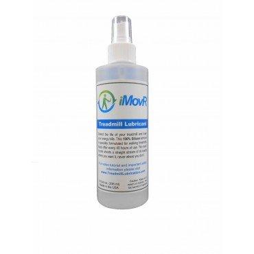 iMovR EasySpray 100% Silicone Treadmill Belt Lubricant Spray