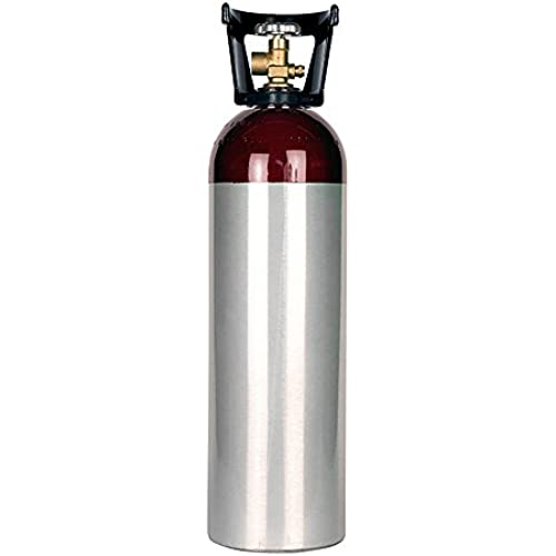 Buy New 60 cu ft Aluminum Nitrogen Cylinder with CGA580 Valve