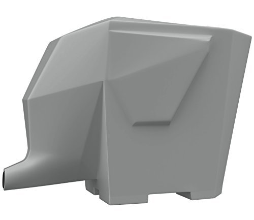 Stay Put Counter Pen - NewCool Elephant Cutlery Drainer Storage Box, Grey