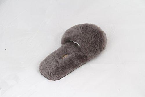 Sheepskin OZLANA Grey Caloundra OZLANA Merino Caloundra 18gxqBwax