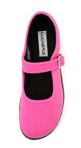 Luckers Mesdames Mary Janes Chaussures À Enfiler, Phlox Rose