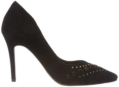 Tamaris 001 22406 Femme black Noir Ballerines ASn7A