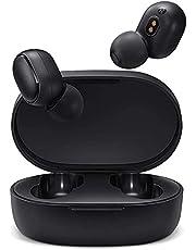 Xiaomi Mi True Basic 2 BHR4272GL - Słuchawki Dokanałowe Bluetooth, Czarny