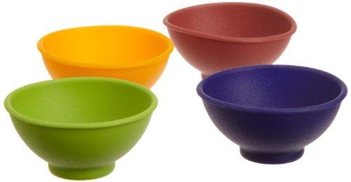 Progressive International Set of 4 Silicone Pinch Bowl ()