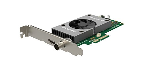 Magewell Pro Capture AIO 4K Plus Video Capture Card