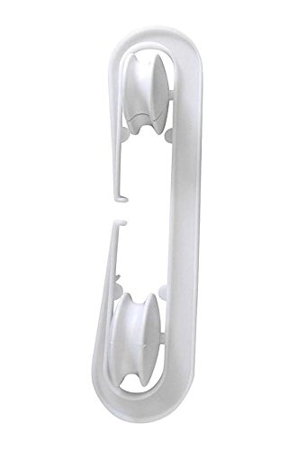 DINY Home & Style ((2 Pack) High Grade Plastic Clothesline Spreader Weatherproof Rustproof