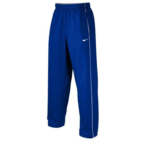 Nike Team Woven Pants (XL, Royal/White)