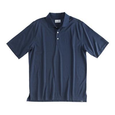 - Ashworth high gauge jersey polo navy xl
