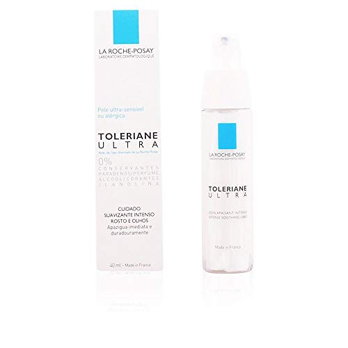 La Roche-Posay Toleriane Ultra Soothing Moisturizer for Very Sensitive Skin, 1.35 Fl. Oz.