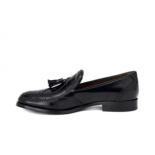 Nero Giardini - Zapatos de cordones de Material Sintético para mujer Negro negro Negro
