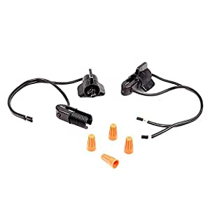 Malibu Fastlock Twist Low Voltage Cable Connectors For