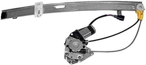 2006* Models Manufactured Up To 2-25-2006 APDTY 111423 Window Motor /& Regulator Assembly Rear Right Passenger-Side Upgraded Cable Style Fits 2002-2006* Jeep Liberty Replaces 68059646AA, 55360034AJ, 55360034AB, 55360034AA, 55360034AC, 55360034AD