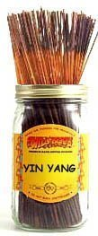 Yin Yang - 100 Wildberry Incense Sticks by Wildberry 100 Stick Pack