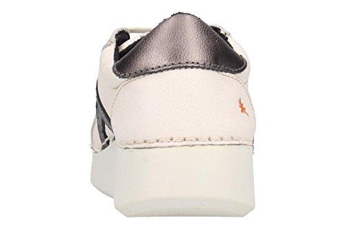 Art Scarpe 1134S Grano tenero Bianco Antracite 38 Bianco