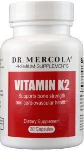Mercola, la vitamine K2