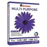 UNV95200 – Bright White Multipurpose Copy Paper, Office Central