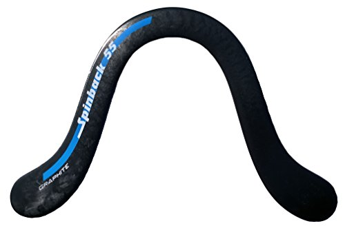Tomahawk 55 Carbon Fiber / Composite Plastic Boomerang - Right Handed by Colorado Boomerangs
