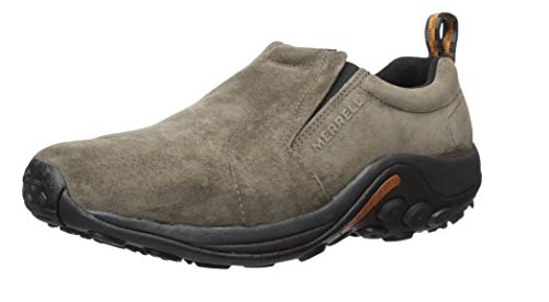 Merrell Men's Jungle Moc Slip-On Shoe,Gunsmoke,10.5 2E US -