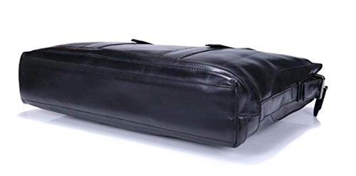 Bolsa De Viaje De Alta Calidad Para Hombre Bolsa De Cuero Para Hombre Bolsa De Viaje Bolsa De Equipaje Bolsa De Cuero Black