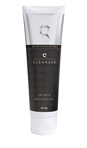 Q Cleanser Daily Facial Cleanser for Women, Hydrating Face Wash, Paraben Free Facial Cleanser, Face Cleanser for Men, Anti Aging Face Wash, Moisturizing Cleanser for Aging Skin, Deep Clean Face Wash