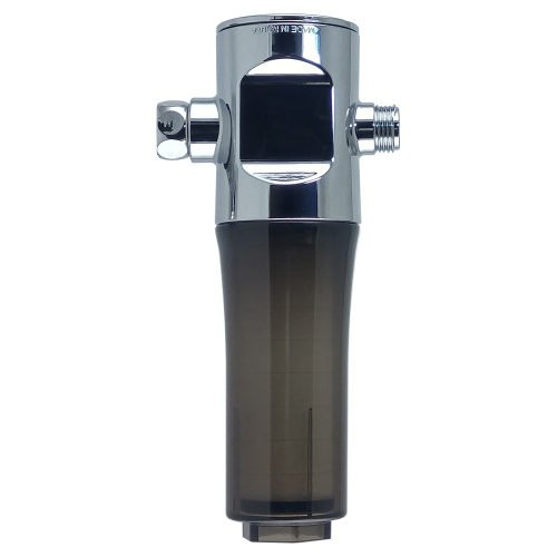 Inline Shower Filter Assembly by Sonaki - Use your current showerhead - Activated Carbon Fiber Filter - Anti-Bacterial, Removes Heavy metals and Chlorine by SONAKI Rich & Luxury Shower Systems (Image #3)
